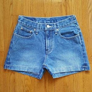 Vintage 90's Jordache High Waist Jeans Shorts